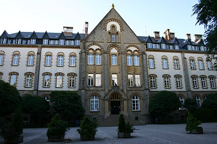 The University of Luxembourg is the only university based in the country. University luxemburg lmp main.jpg