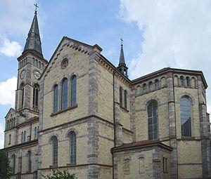 Bräunlingen - Church