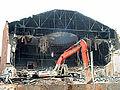 Uptown Theatre Toronto collapse during demolition 2003.jpg