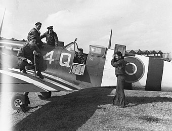Supermarine Spitfire operational history   Military Wiki