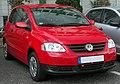 VW Fox front 20100327.jpg