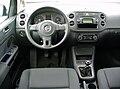 VW Golf Plus 1.4 Trendline United Grey Interieur.JPG