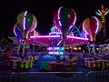 Valdosta Mall Fall Carnival 2015, kid's ride 1.JPG