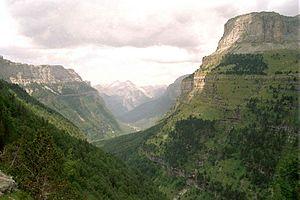 Ordesa Valley - The Ordesa Valley
