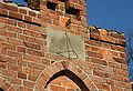 Vallensbaek Kirke Denmark sundial.jpg