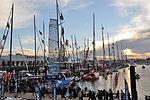 Vendée Globe 2012-2013 Bateaux à quai.JPG