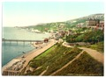 Ventnor, from East Cliff, Isle of Wight, England-LCCN2002708264.tif