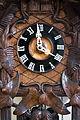 Vienna - Vintage Bavarian wooden Clock - 0561.jpg