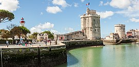 Old harbour of La Rochelle