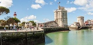 La Rochelle Prefecture and commune in Nouvelle-Aquitaine, France