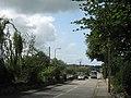 View WSW along Lon Penmynydd, Llanfairpwll - geograph.org.uk - 1431343.jpg