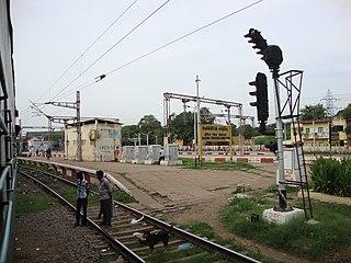 Basin Bridge railway station