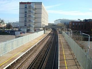 Crawley railway station