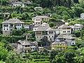 View of Traditional Fortified Dwellings from Gjirokastra Castle - Gjirokastra - Albania (41486333525).jpg