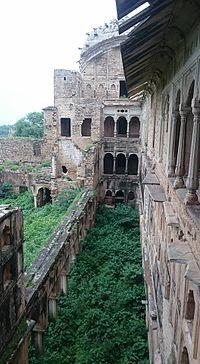 View of sabalgarh fort.jpg