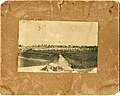 View taken from a roof top of the military camp and tents of American troops in an unidentified location in Cuba during the Spanish-American War (undated) (photograph owned by George E. Butler). (28877066495).jpg