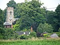 View towards Church Hill - geograph.org.uk - 1384404.jpg