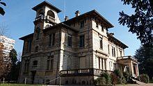 La Villa Gillet  Rue Chazi Ef Bf Bdre  Lyon