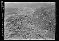 Villages in the Hauran (Land of Gilead). Basra-Eski-Sham. A closer view showing its protecting castle LOC matpc.15961.jpg