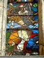 Villers-sous-Saint-Leu (60), église Saint-Denis, verrière de l'arbre de Jessé 6.JPG