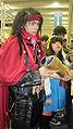 Vincent Valentine cosplayer at WonderCon 2010 1.JPG