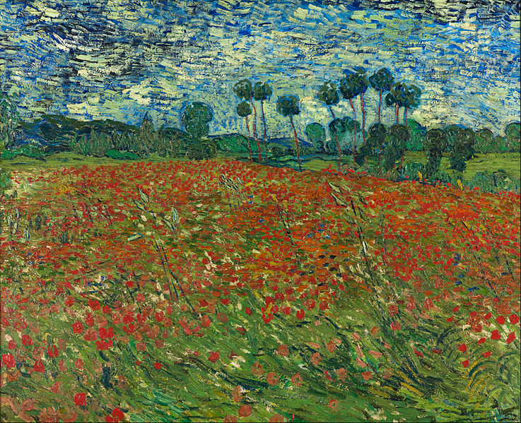 File:Vincent van Gogh - Poppy field - Google Art Project.jpg