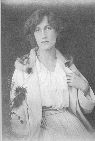 Violet Bonham Carter - Violet Bonham Carter, 1915.