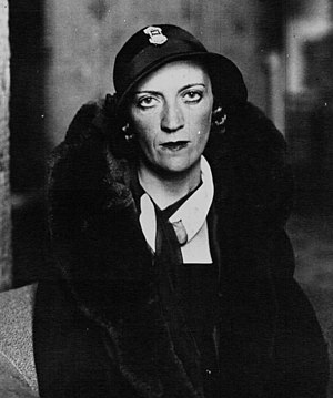 Virginie Hériot - Hériot in 1931