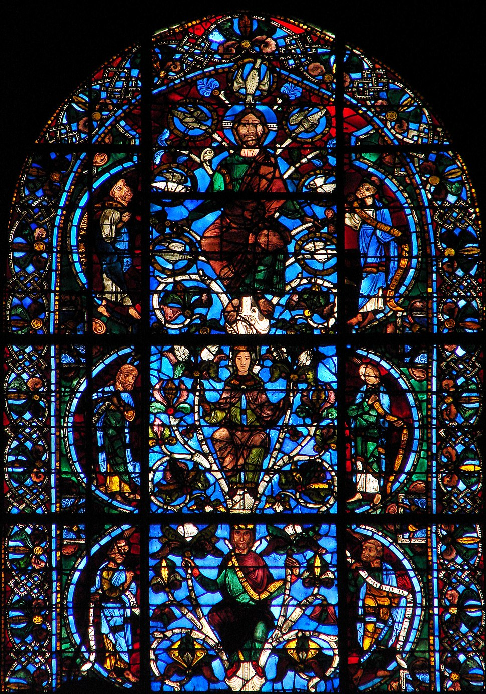Vitrail Chartres 210209 18