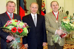 Boris Mayorov -  2001