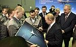 Vladimir Putin visited the Kazan Aircraft Production Association 12.jpg