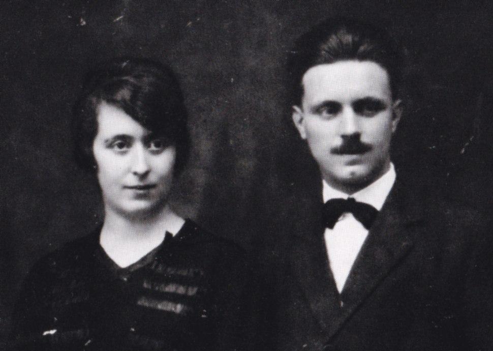 Voda de Teresa Chao Maciñeira e Ramón Villar Ponte, 1919.