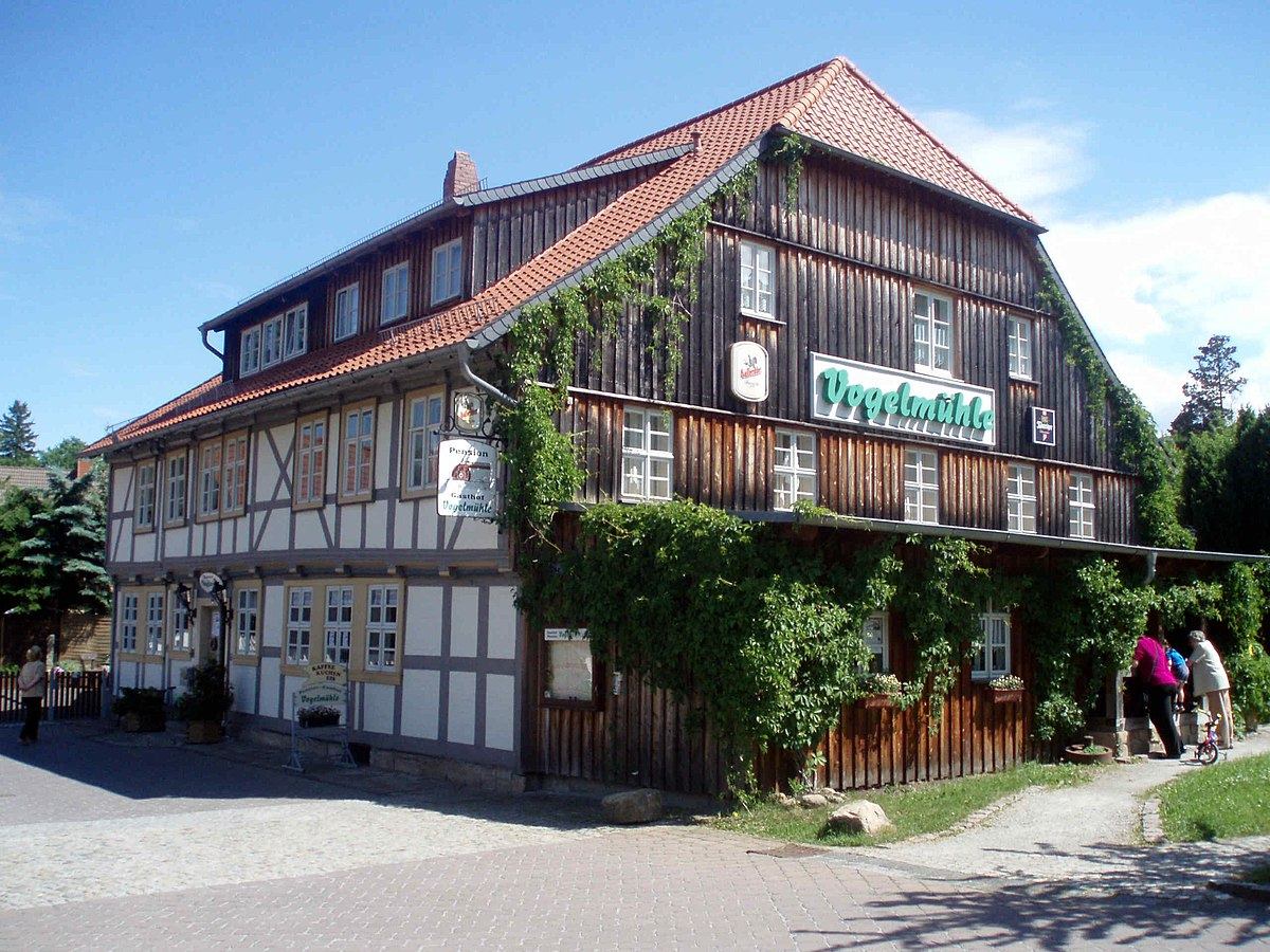 Hotel Zur Muhle Bad Lauterberg