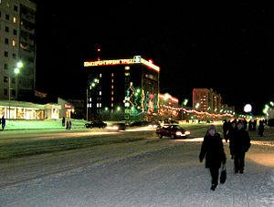 Vorkuta - Central Vorkuta