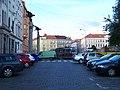 Vršovické náměstí, od Borodinské.jpg