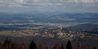 Vrh nad Želimljami - Image: Vrh Nad Zelimljami 1