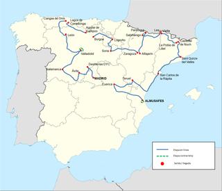1983 Vuelta a España cycling race