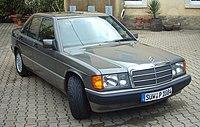 Mercedes-Benz W201 thumbnail