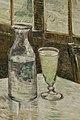 WLANL - wikiphotophile - Glas absint en een karaf, Vincent van Gogh, 1887.jpg
