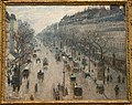 WLA metmuseum Camille Pissarro The Boulevard Montmartre.jpg