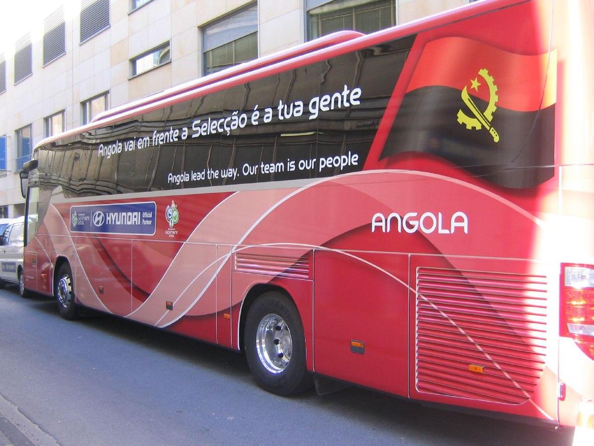 angola no campeonato do mundo de futebol de 2006