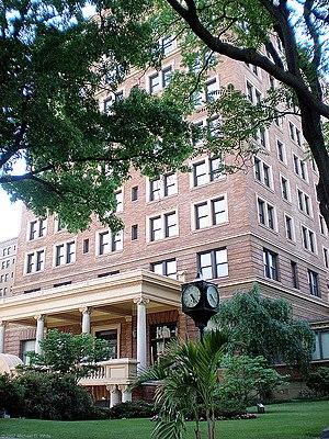 William Pitt Union - Forbes Avenue side of the William Pitt Union