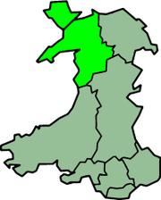 WalesGwynedd1974
