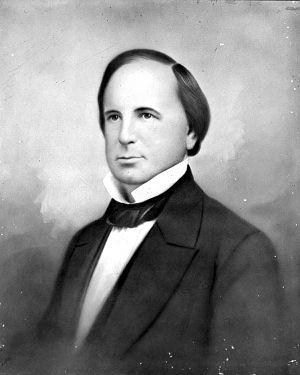 Walker Anderson - Walker Anderson between 1851 and 1853.
