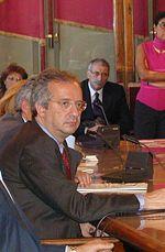 Walter Weltroni, segretario del Partito Democratico