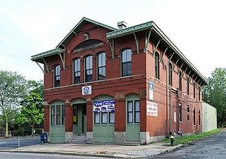 Wanskuck Historic District - Wanskuck Hall