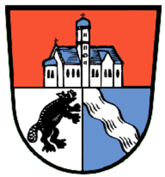 Biberbach, Bavaria - Image: Wappen Biberbach