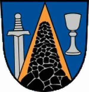 Frömmstedt - Image: Wappen Froemmstedt