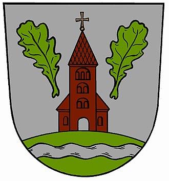 Grasberg - Image: Wappen Grasberg