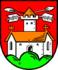 Coat of arms at hof bei salzburg.png